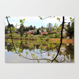 Moments of Reflection Canvas Print