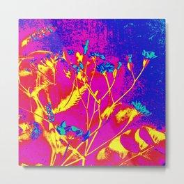 Autumn fall colorful nature Metal Print