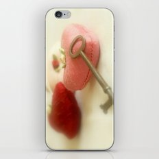 Key to My Heart iPhone & iPod Skin