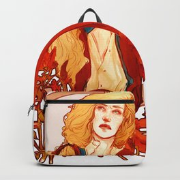 Capable Of Being Terrible Backpack