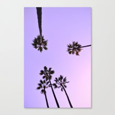 Tropical Ombre Canvas Print