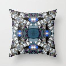 Mandala series #03 Throw Pillow