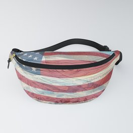 """"""" USA Strong """" Fanny Pack"""