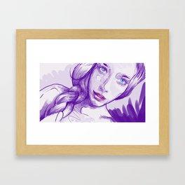 Sex Like a Nympho Framed Art Print