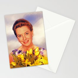 Deborah Kerr, Hollywood Legend Stationery Cards