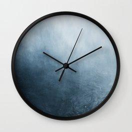 Through the Fog Wall Clock