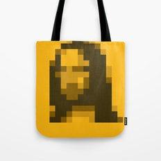 Mosaic Mona Tote Bag