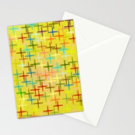la cruz Stationery Cards