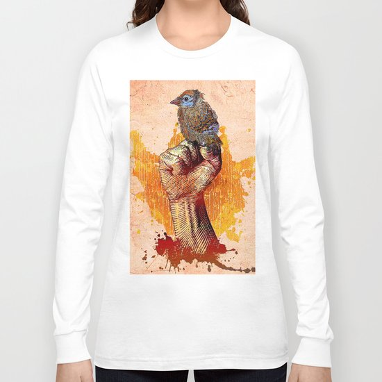 Strength and sweetness Long Sleeve T-shirt