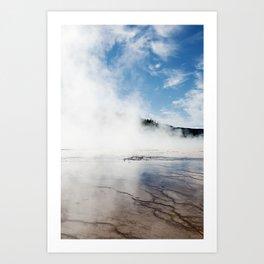 Yellowstone National Park 4 Art Print