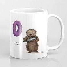 Animals & Instruments ABCs – O Coffee Mug