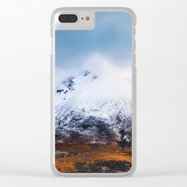 Mount Errigal - Ireland(RR 260) Clear iPhone Case