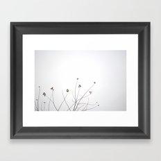Like Vines  Framed Art Print