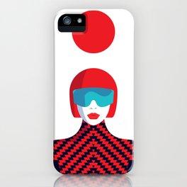 Stylish Journey - Japan iPhone Case