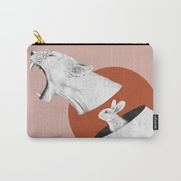 Lioness Bunny Carry-All Pouch