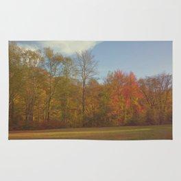 Fall Landscape Rug