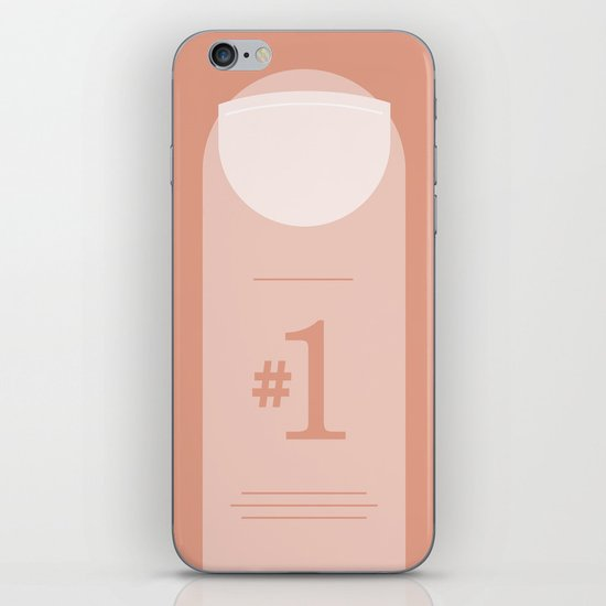 Number 1. iPhone & iPod Skin