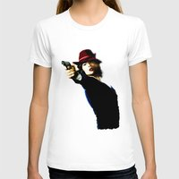 agent carter T-shirts featuring Agent Carter by Ms. Givens
