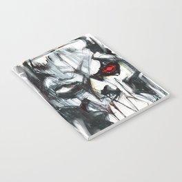 Futuristic Cyborg 4 Notebook