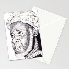 sheikh ibrahim nyass Stationery Cards