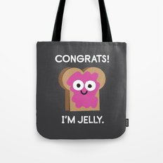 Berry Impressive Tote Bag