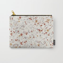 Terrazzo wall Carry-All Pouch