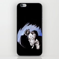 The Power of Christ Compels You iPhone & iPod Skin