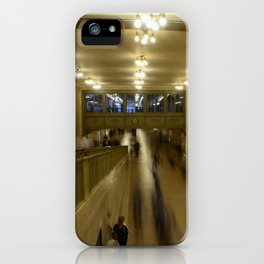 Grand Central Terminal NYC iPhone Case