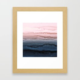 WITHIN THE TIDES - HAPPY SKY Framed Art Print