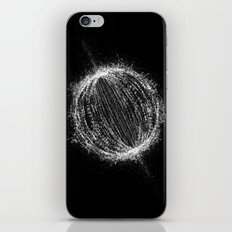 Planetary Explosion iPhone & iPod Skin