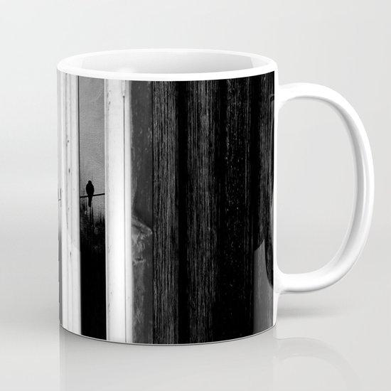 Minimal B&W I Mug