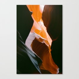 antelope canyon 4 Canvas Print