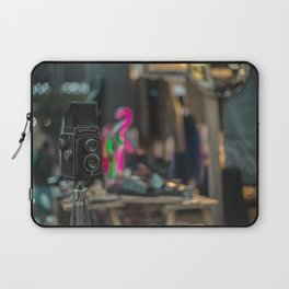 Retro Camera Laptop Sleeve