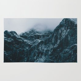 Cloud Mountain - Landscape Photography Rug