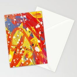 A. C. 0.1 Stationery Cards