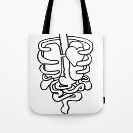 GUTZ! Tote Bag
