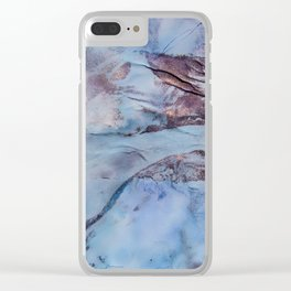 Copper Mountain Clear iPhone Case