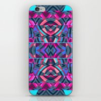 passion iPhone & iPod Skins featuring Passion by Ornaart
