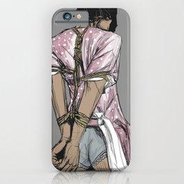 Night Rope iPhone Case