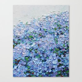 Nantucket Blues Canvas Print