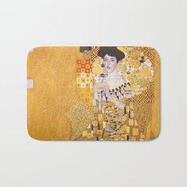 Gustav Klimt - The Woman in Gold Bath Mat