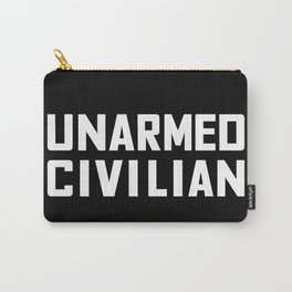 Unarmed civilian Carry-All Pouch