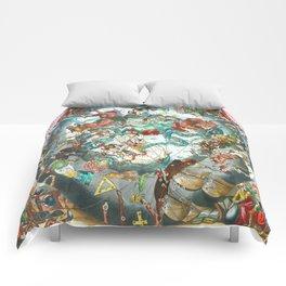 Harmonia Macrocosmica Plate 28 Comforters