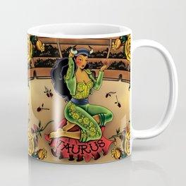 Tattoo Taurus Coffee Mug