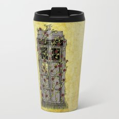 Rose- Doctor Who Travel Mug