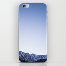 Daylight Moon Ridge iPhone Skin