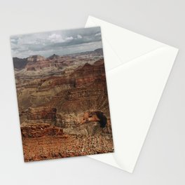 Grand Canyon Storm Stationery Cards
