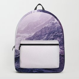 Lavender mountains Backpack
