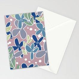Cutesy Flowers Stationery Cards