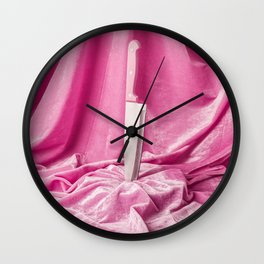 Be careful Wall Clock
